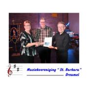 St Barbara - foto Henk van Coolwijk